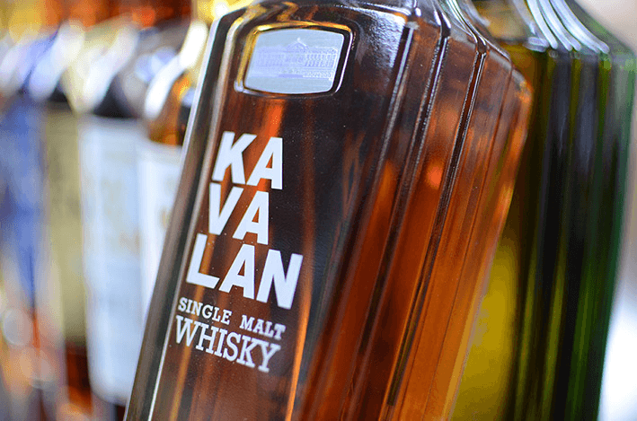 Kavalan Bottle