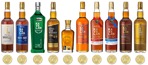 Kavalan Whisky Awards