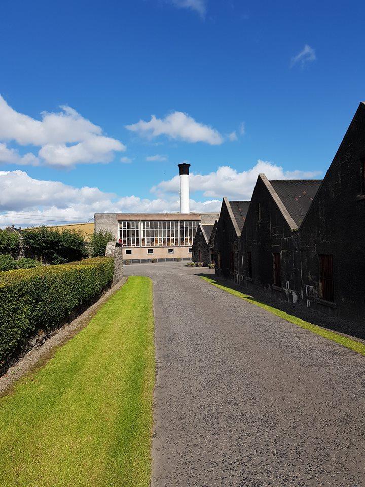 Walk To Glendronach Still House