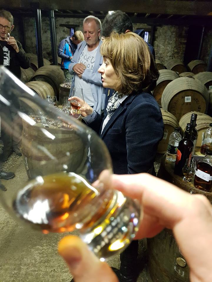 Warehouse Tasting With Rachel Barrie