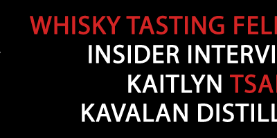 Whisky Live Insider Interview With Kaitlyn Tsai