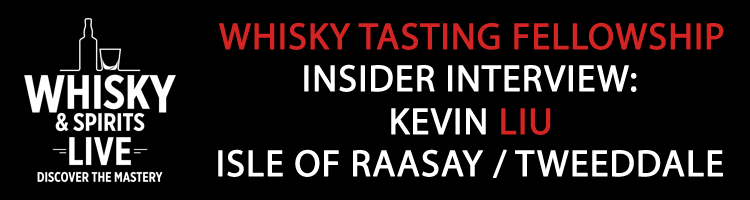 2018 Whisky Live WTF Insider Interview with Kevin Liu