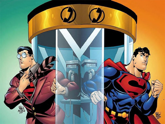 Clark Kent IS Superman!
