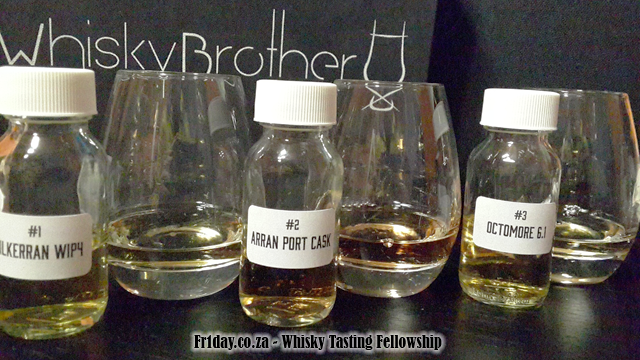 WhiskyBrother Online Tasting Lineup