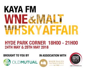 Kaya FM Wine & Malt Whisky Affair
