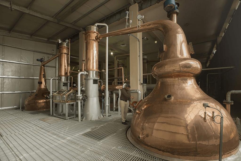 Paul John Distillery Stills