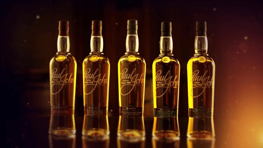 Paul John Whiskies