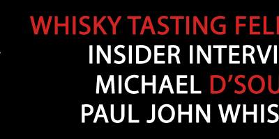 Whisky Live Insider Interview With Michael D'Souza